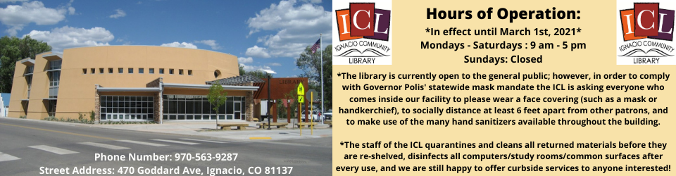 Ignacio Community Library